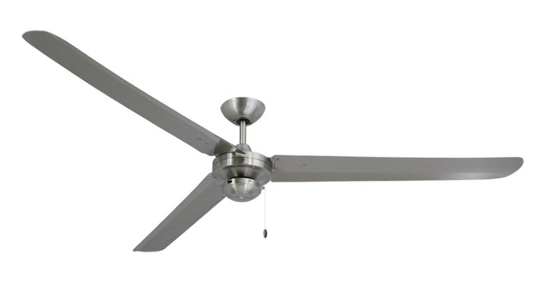 Picture of Tornado 72 in Stainless Steel S316 Industrial Ceiling Fan