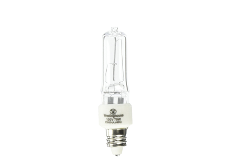 Picture of 75W (T4 E-11) HALOGEN BULB FOR METROPOLITAN CEILING FAN [04416]