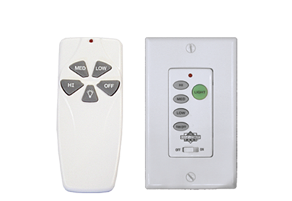 Picture of Standard Ceiling Fan Remote Control Bundle