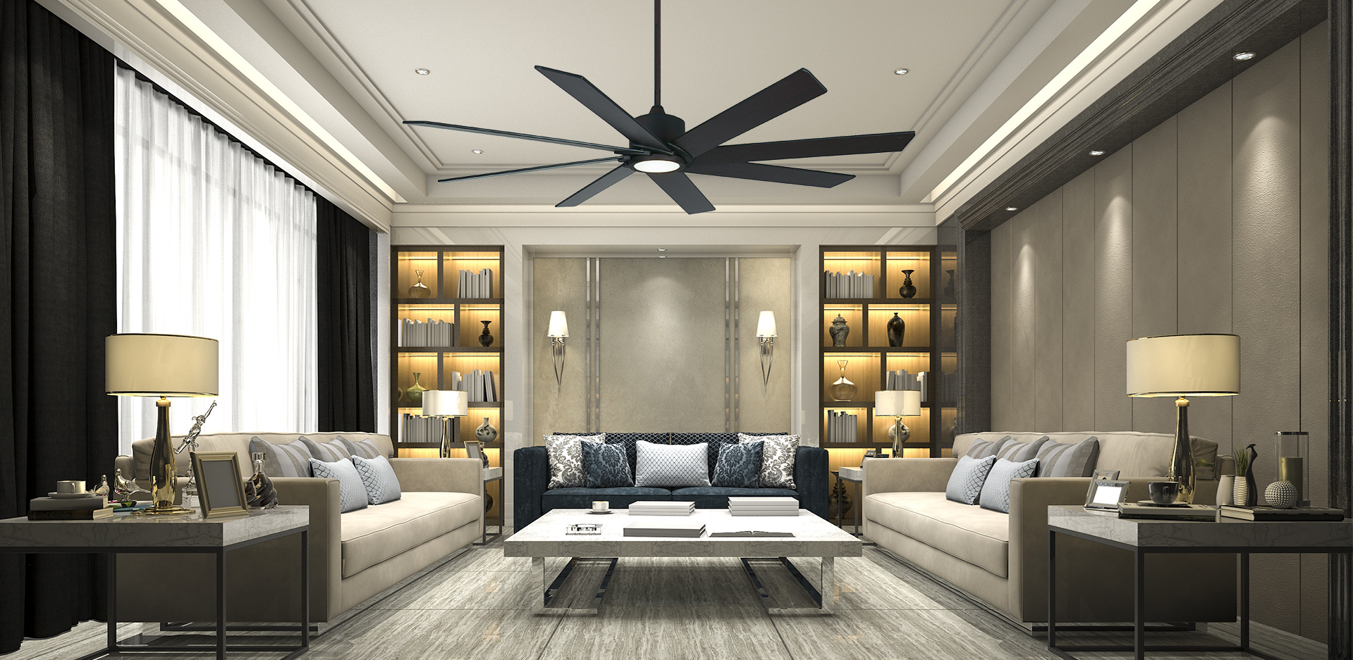 Dan S Fan City Ceiling Fans