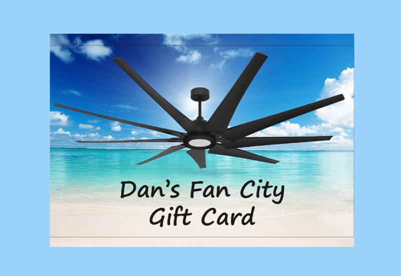 Picture of Dan's Fan City Gift Card