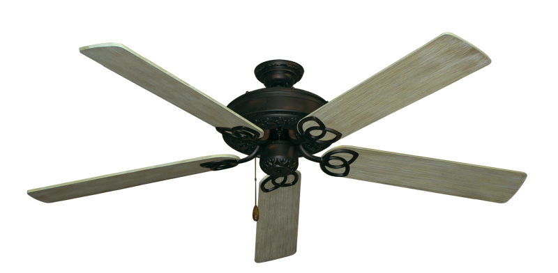 "Picture of Renaissance Oil Rubbed Bronze with 60"" Driftwood Blades"