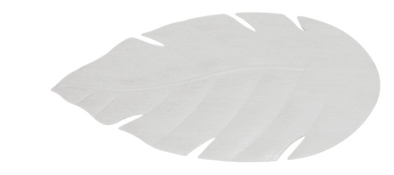 """Picture of 52"""" Venetian Pure White Blades (P Series)"""