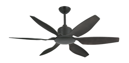 "Titan II Oil Rubbed Bronze with 52"" Resin Oil Rubbed Bronze Blades with Remote"