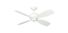 "Picture of 42"" Mini Breeze Ceiling Fan in Pure White"