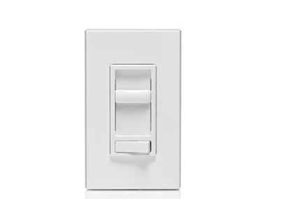 Leviton Sureslide Light Dimmer w/Optional Locator Light
