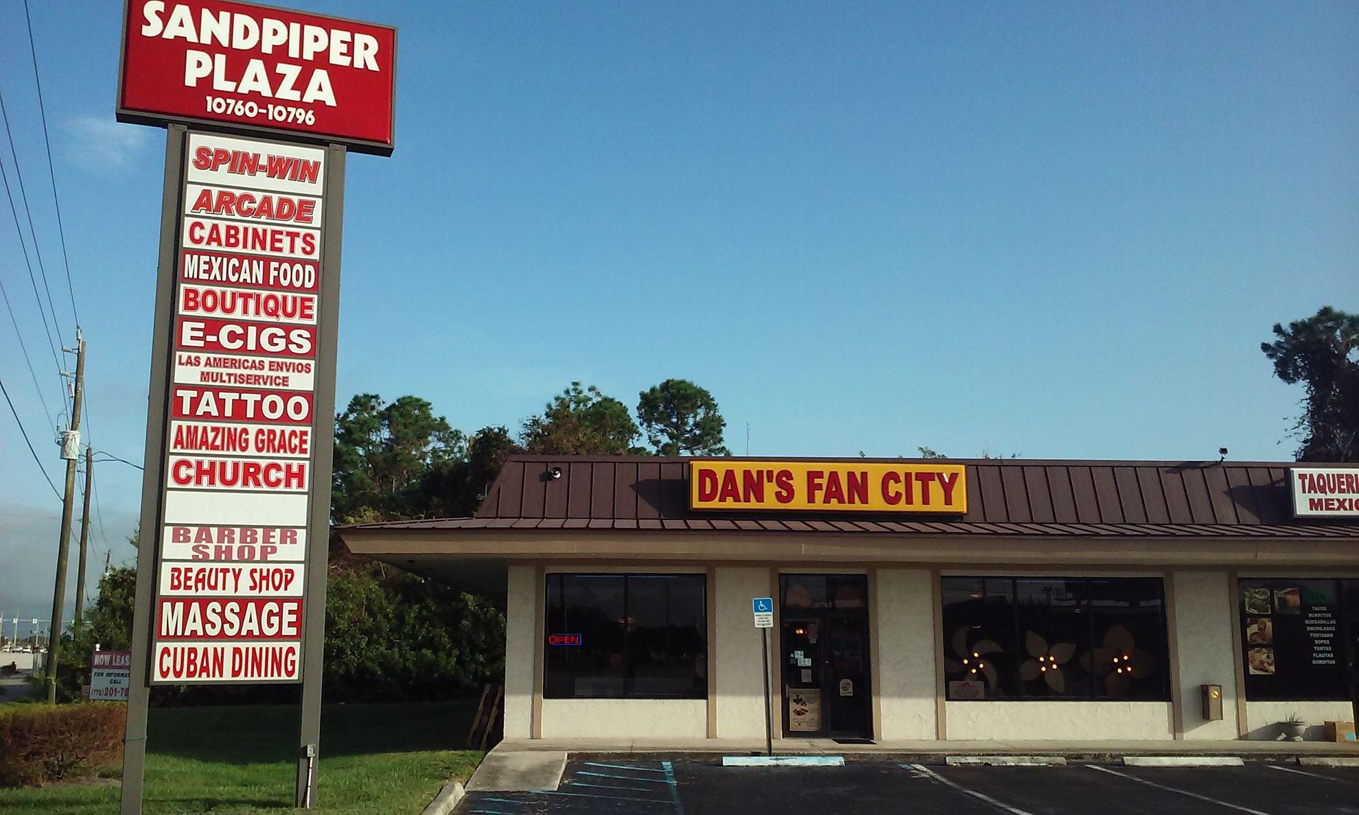 Ceiling Fan Store In Port St Lucie Fl Dan S Fan City