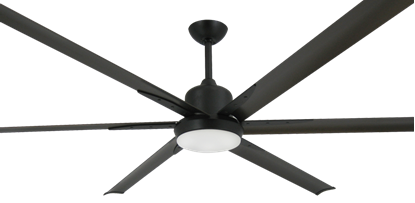 "Picture of Titan Oil Rubbed Bronze with 84"" Aluminum Oil Rubbed Bronze Blades"