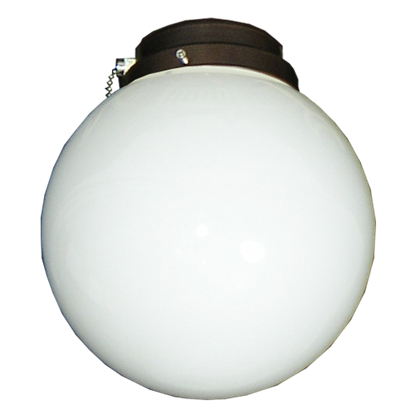 Picture of 111 Round Globe White