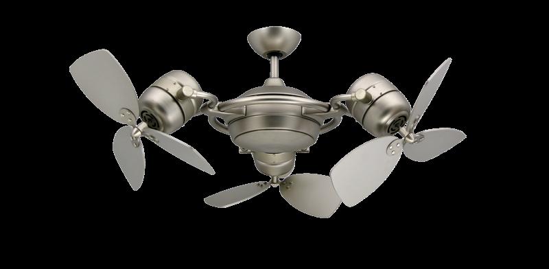 Tristar 3x 18 in satin steel triple ceiling fan dan 39 s for Triple a s motors greensboro nc