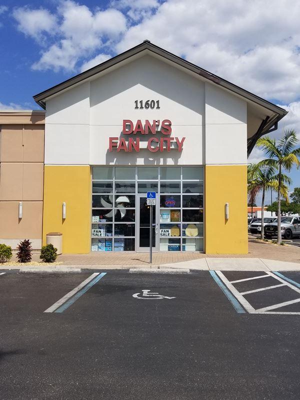 Ceiling Fan Store In Fort Myers Fl Dan S Fan City Dan