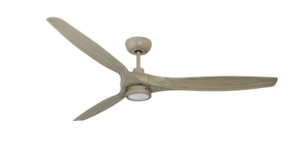 Picture of Solara 60 in. Indoor/Outdoor Driftwood Ceiling Fan with 15W LED Light